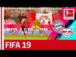 FC Bayern München vs. RB Leipzig - FIFA 19 Prediction With EA Sports