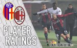 AC Milan Player Ratings: Huffing and Puffing, but blowing nothing down