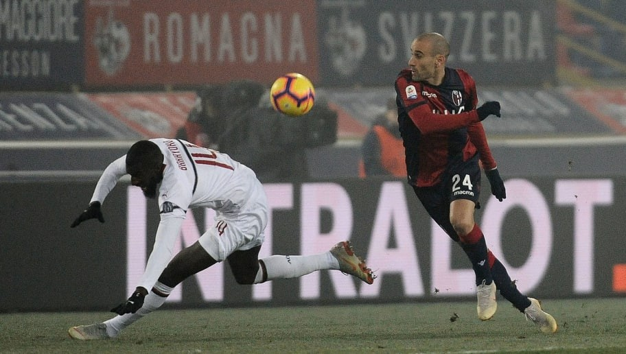 Bologna 0-0 AC Milan: Report, Ratings & Reaction as Bakayoko Sees Red in Frustrating Night for Milan