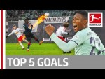 Top 5 Goals on Matchday 15 -  Alaba, Kimmich, Werner & More