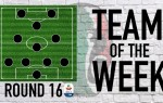 Serie A Team of the Week | Round 16