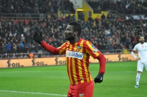 Asamoah Gyan leaves Kayserispor camp to attend to family issues in Ghana