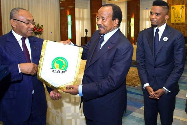 Two Countries Submit Official Bid to host 2019 AFCON