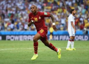 Ghana FA celebrates Andre Ayew as he turns 29 today