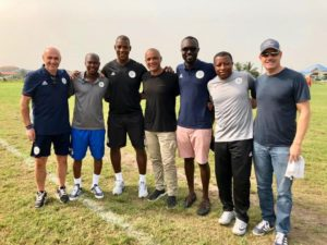 Former Newcastle defender Titus Bramble joins Hearts of Oak as coach