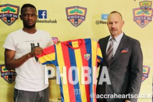 Hearts of Oak confirms Mohammed Alhassan signing