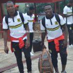 Asante Kotoko SC mad at Sharks reception