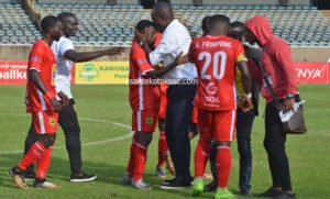 CK Akunnor hopeful of qualification ahead of Kariobangi Sharks after first leg draw