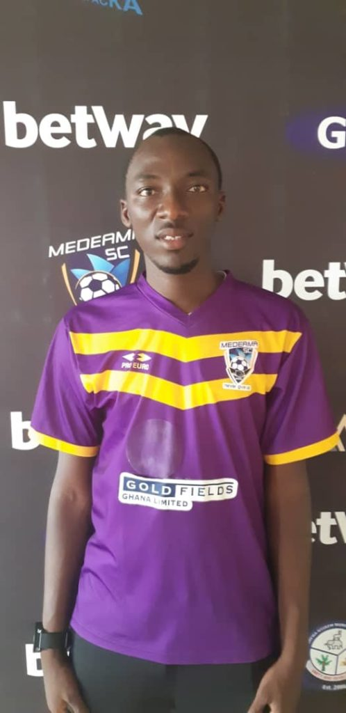 Former King Faisal Gaffer Joins Medeama SC Coaching Staff