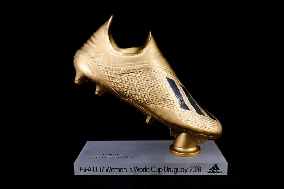 Abdulai Mukarama wins FIFA Golden Boot