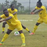 Sogne Yacouba for two weeks fitness-C.K Declares