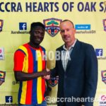 Dominic Eshun Joins Hearts of Oak on loan