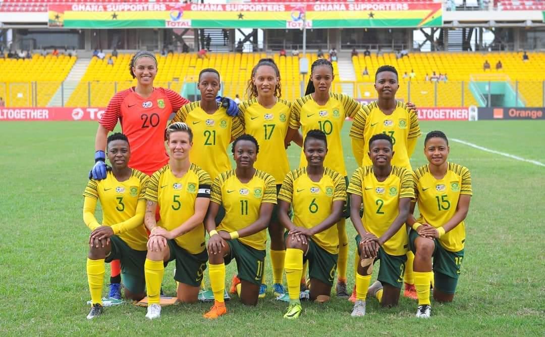 AWCON: Banyana Banyana line up against Super Falcons of Nigeria