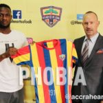 Hearts of Oak New Face Promises To Fit The Cap of Inusah Musah