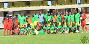 Kariobangi  Sharks challenge Kotoko to report them to CAF over alleged poor reception