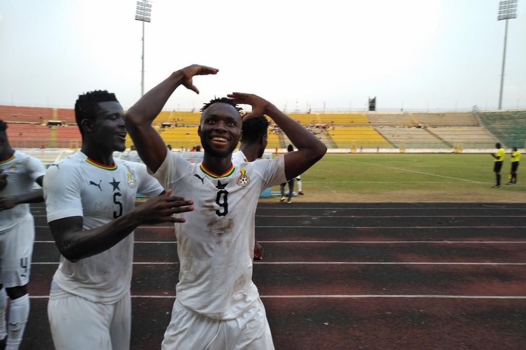 Kwabena Owusu to join Black Meteors camp for Algeria clash
