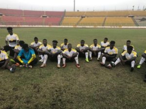 Black Meteors out to record massive win over Togo in U23 qualifier Today