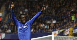 UEFA and Chelsea celebrate Michael Essien [VIDEO]
