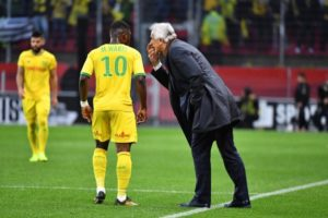 Waris and Kwateng set to miss FC Nantes' French Cup tie