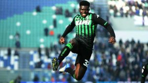 AC Milan keen on snapping Ghanaian player Alfred Duncan