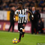 Christian Atsu Gets Two Starts In A Row