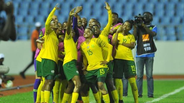 FIFA WWC Draw: It's Not A Death Sentence-Banyana Banyana