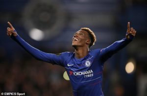 Ghanaian youngster Callum Hudson-Odoi rejects Chelsea extension