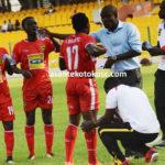 KOTOKO SC DEPARTS FOR KENYA WITH 30-MAN CONTINGENT