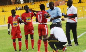 Coach C.K Akunnor warn Asante Kotoko players against complacency ahead of Africa