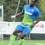 Mark Koranteng Stars in Seven goals thriller