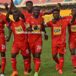 Asante Kotoko SC parade 18 players to Kenya