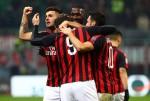 MILAN: TOWARDS THE SAMPDORIA MATCH