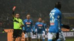 Italy minister: Referee right to continue match after Koulibaly racist abuse