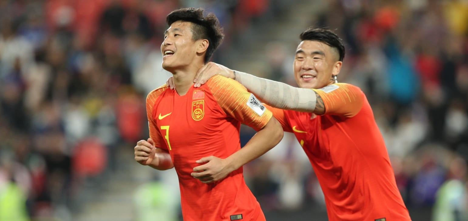 Confidence was key, says China PR ace Wu Lei - Footballghana