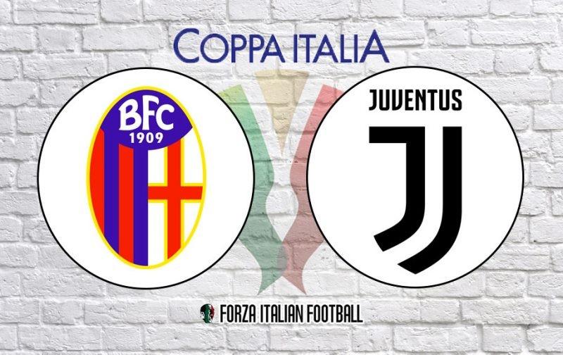 Bologna v Juventus: Official Line-Ups
