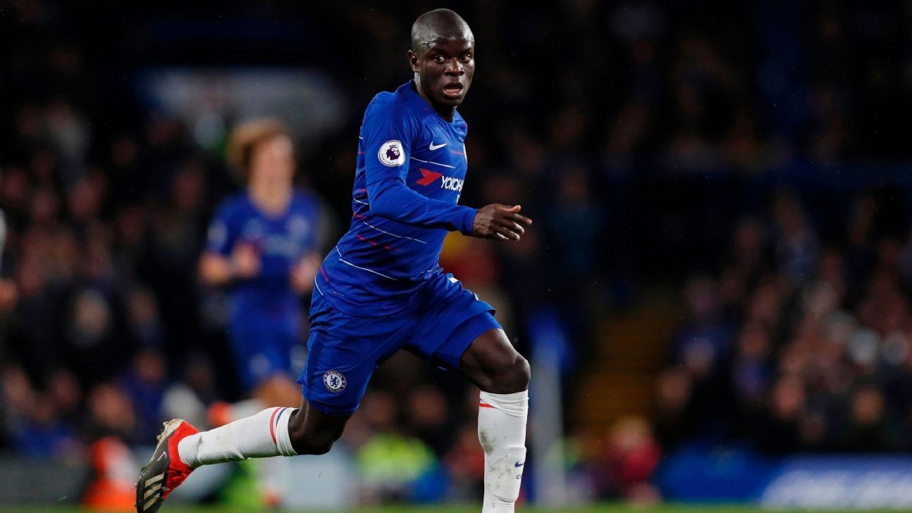 N'Golo Kante 8/10, Willian 7/10 as Chelsea widen the gap for fourth with Arsenal