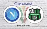 Coppa Italia LIVE: Napoli v Sassuolo
