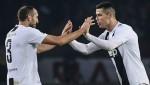 Giorgio Chiellini Admits He 'Didn't Believe' Initial Rumours Linking Cristiano Ronaldo With Juventus