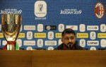 """GATTUSO: """"I DON'T WANT TO SEE ANY FEAR"""""""