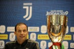 """ALLEGRI: """"WE WANT TO LIFT THE TROPHY"""""""
