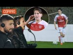 Mind Control Challenge ft. Giroud & Monreal | Arsenal vs Chelsea Special with pumafootball