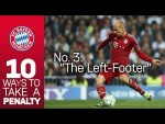 10 Ways to take a Penalty - FC Bayern Edition