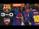 Barcelona vs Levante 3-0 Highlights & All Goals HD