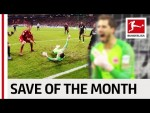 Save Of The Month December: The Winner Is...