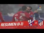 Resumen de SD Huesca vs Atlético de Madrid (0-3)