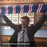 OFFICIAL - Andy FIRTH joins Gerrard's Rangers