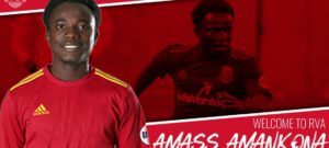 Richmond Kickers sign Amass Amankona