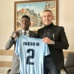 Samuel Inkoom joins Bulgaria sideDunav Ruse