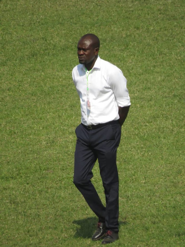 CAF CC: Kotoko must pick up points away from home to enhance qualification - Coach C.K Akunnor