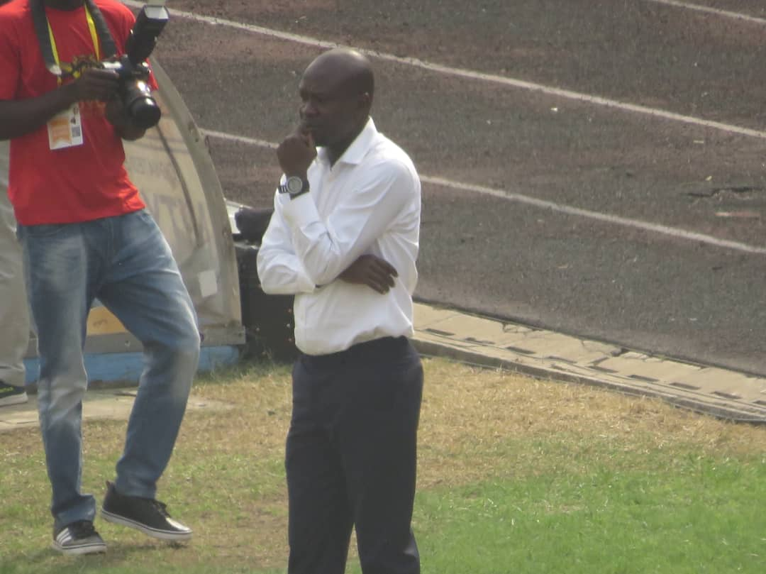 Kotoko supporter to sign a code of conduct